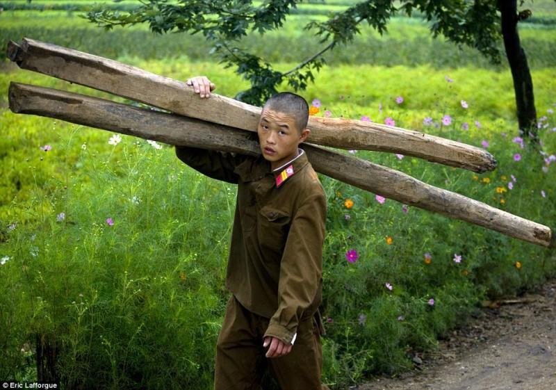 Severnaya Koreya fotograf Erik Lafforg 1