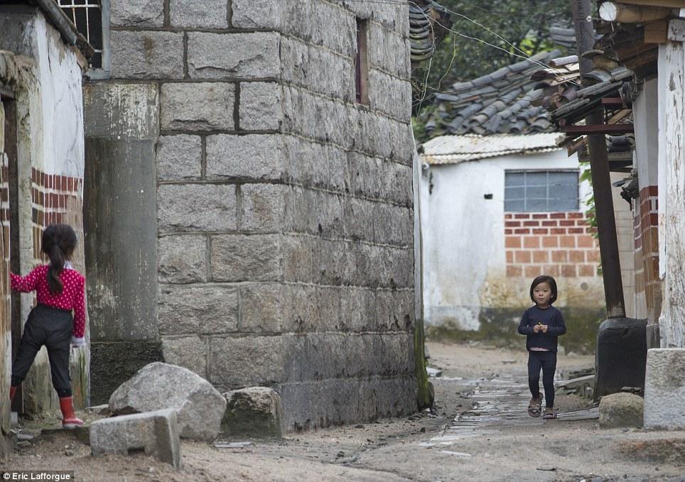 Severnaya Koreya fotograf Erik Lafforg 18