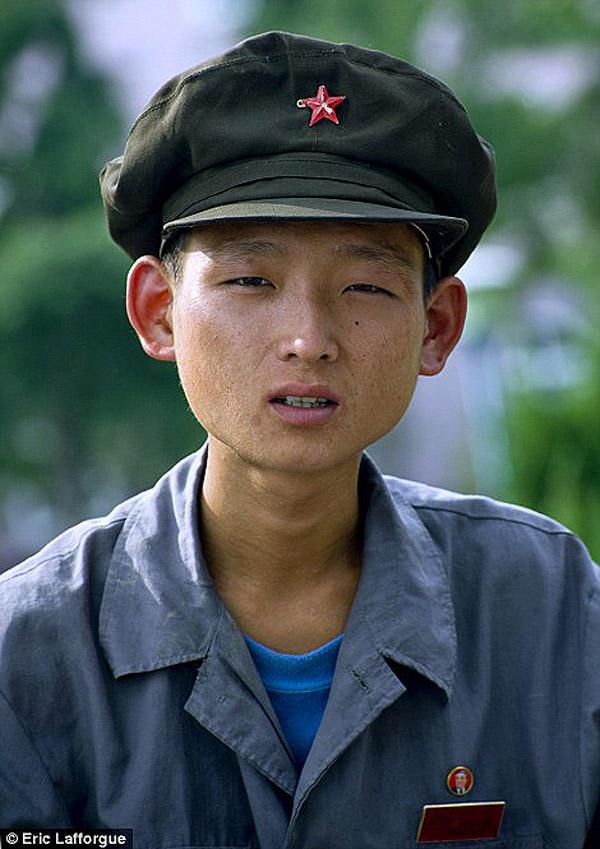 Severnaya Koreya fotograf Erik Lafforg 4