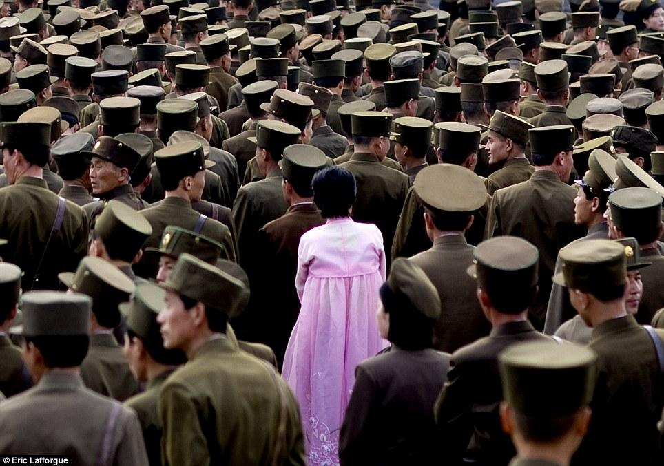 Severnaya Koreya fotograf Erik Lafforg 8