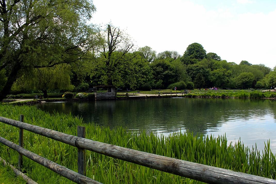 Байбери – самая красивая деревня в Англии 12