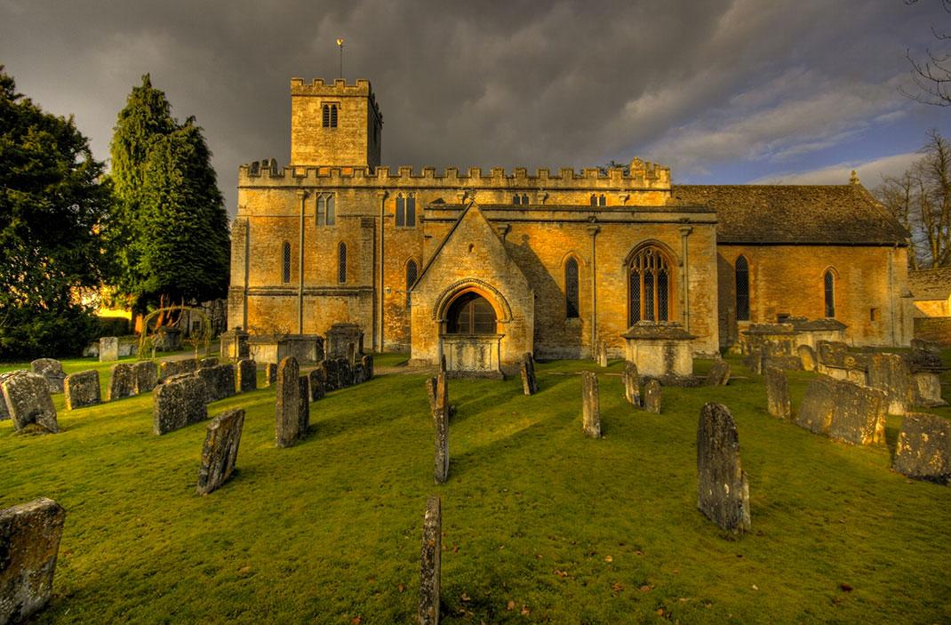 Байбери – самая красивая деревня в Англии 13 copy