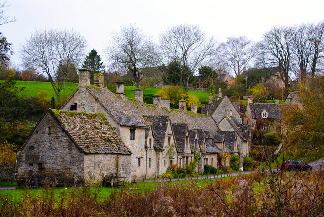 Байбери – самая красивая деревня в Англии 14 copy