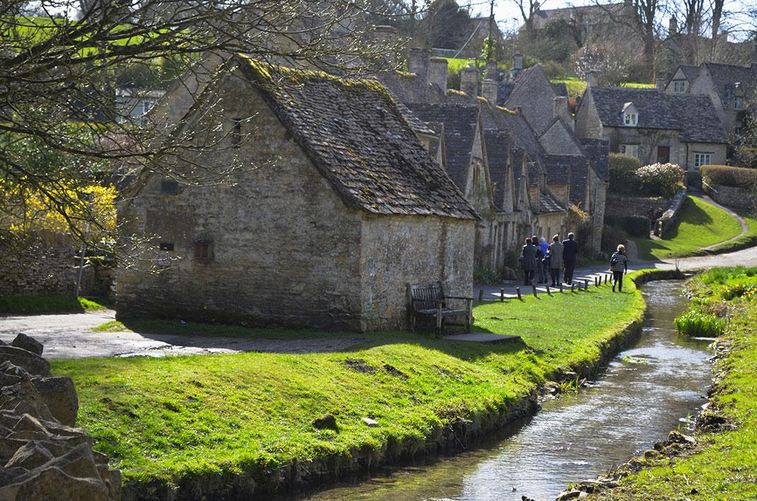 Байбери – самая красивая деревня в Англии 15