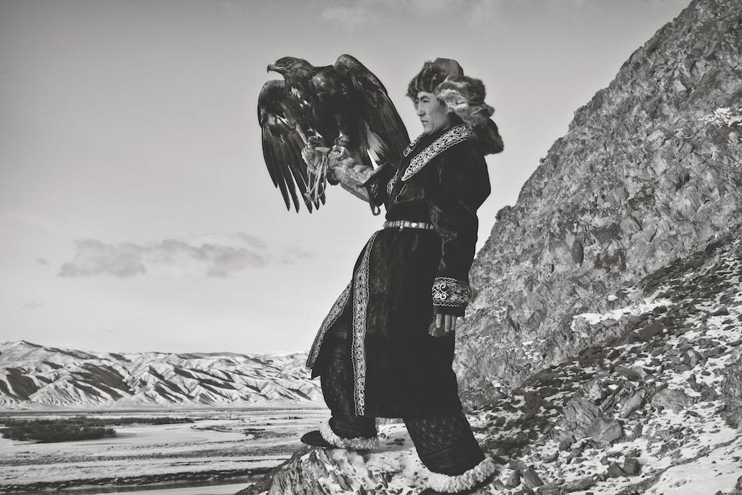 orlinye ohotniki Mongolii Foto Palani Mohan 1