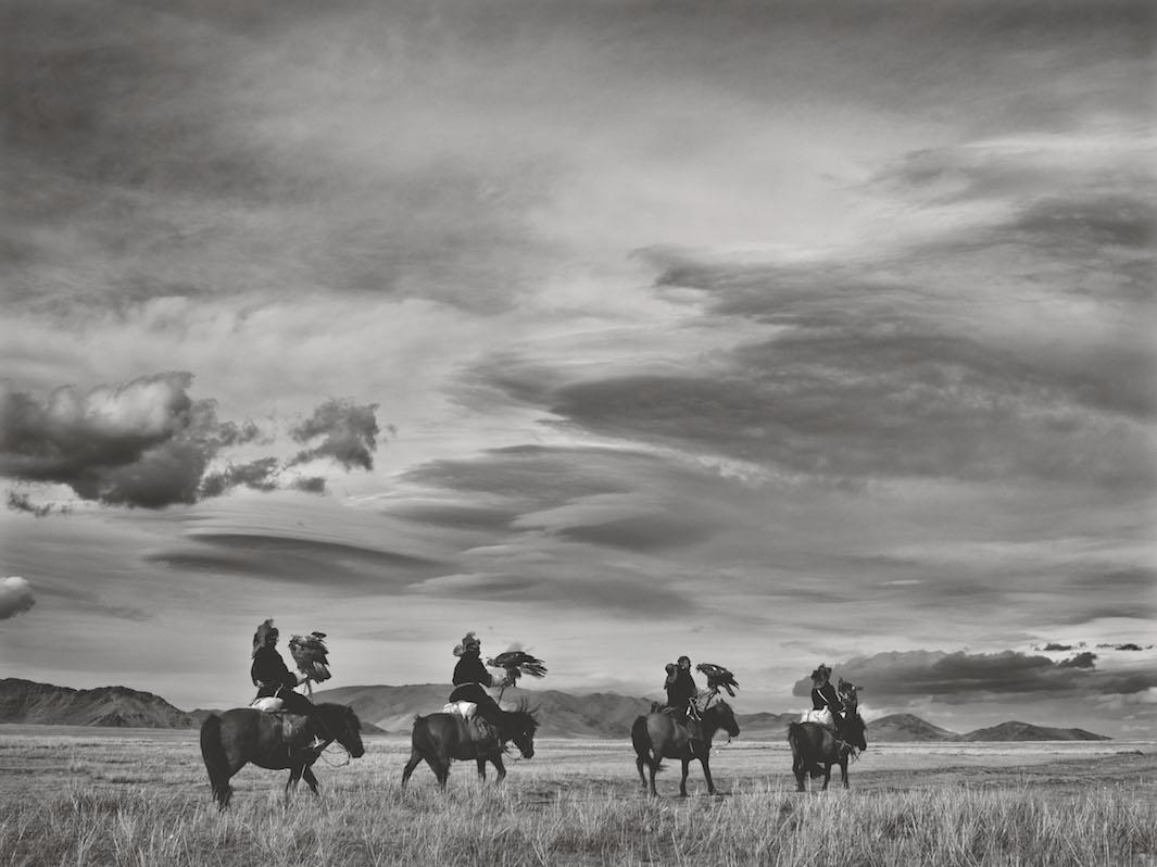orlinye ohotniki Mongolii Foto Palani Mohan 2