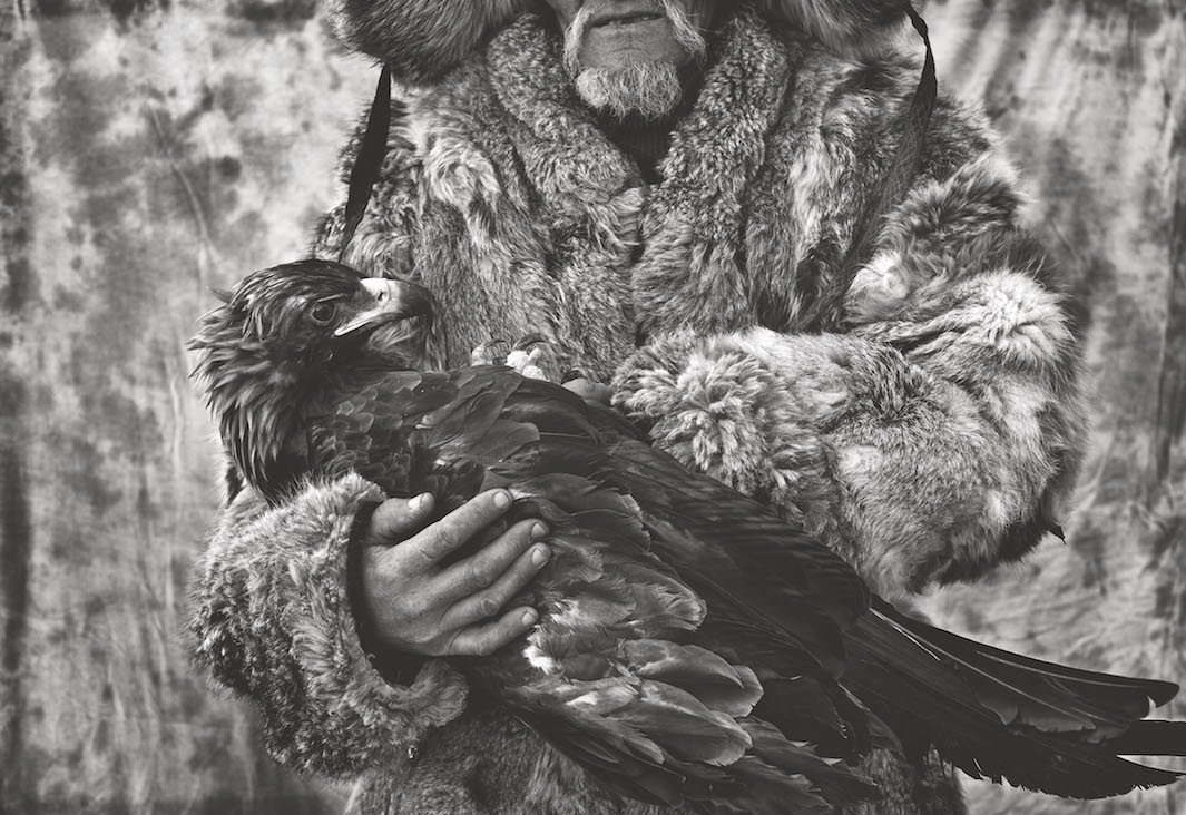 orlinye ohotniki Mongolii Foto Palani Mohan 3