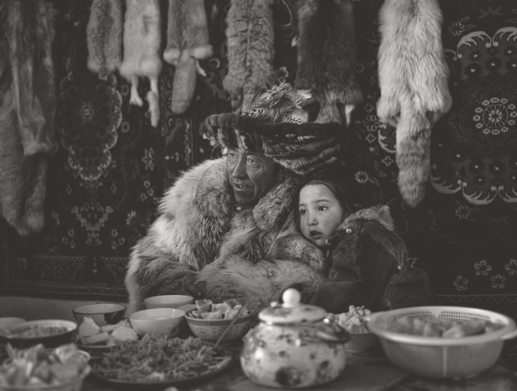 orlinye ohotniki Mongolii Foto Palani Mohan 4