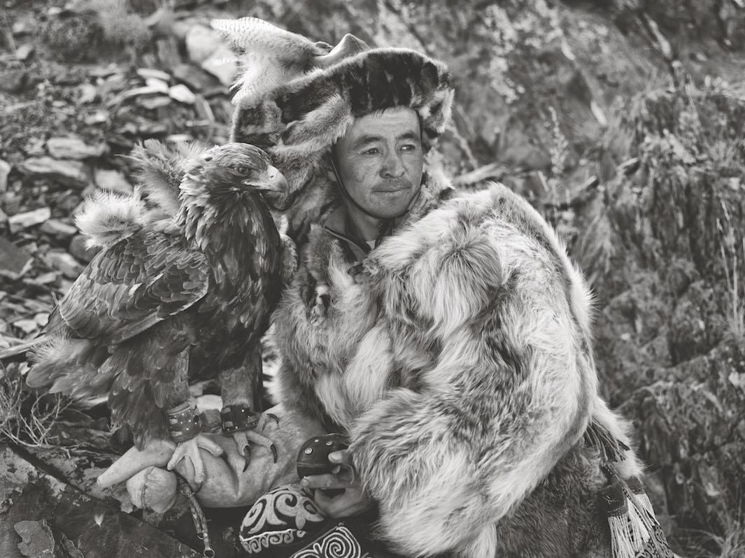 orlinye ohotniki Mongolii Foto Palani Mohan 7