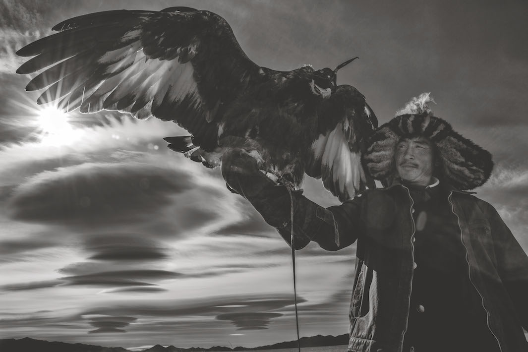 orlinye ohotniki Mongolii Foto Palani Mohan 8