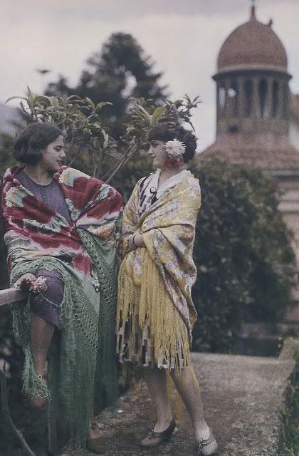 avtohromnye fotografii ispanskih zhenschin 1