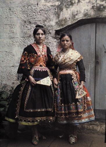 avtohromnye fotografii ispanskih zhenschin 8