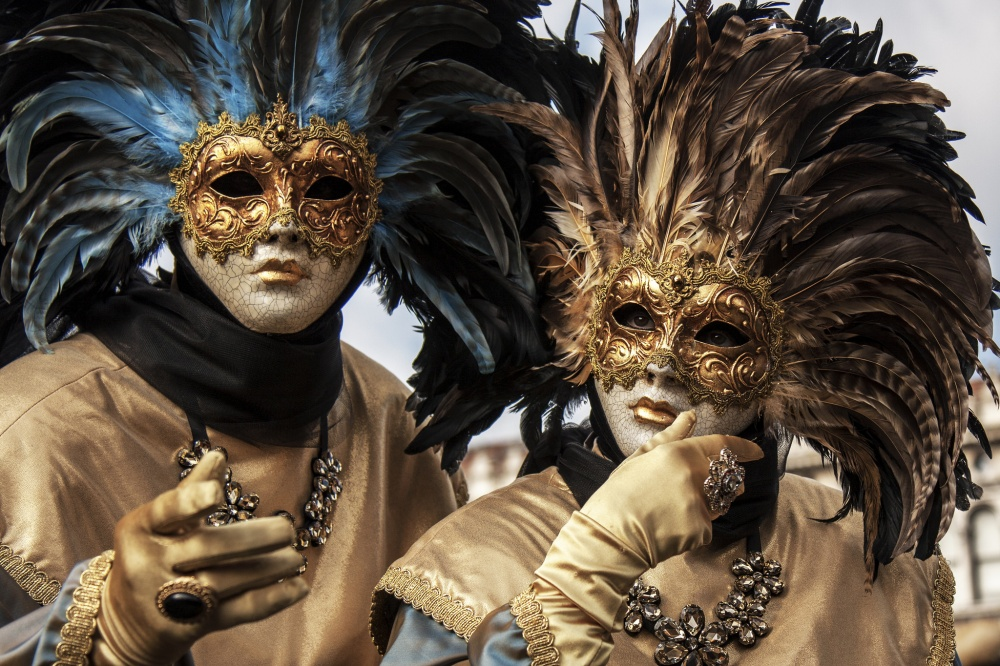 Venetsianskiy karnaval foto 17