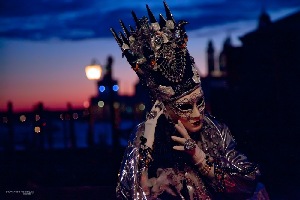 Venetsianskiy karnaval foto 4