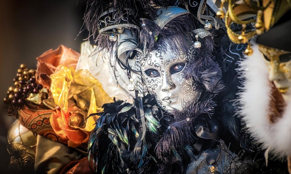 Venetsianskiy karnaval foto 5