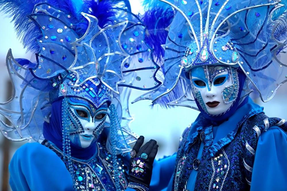 Venetsianskiy karnaval foto 8
