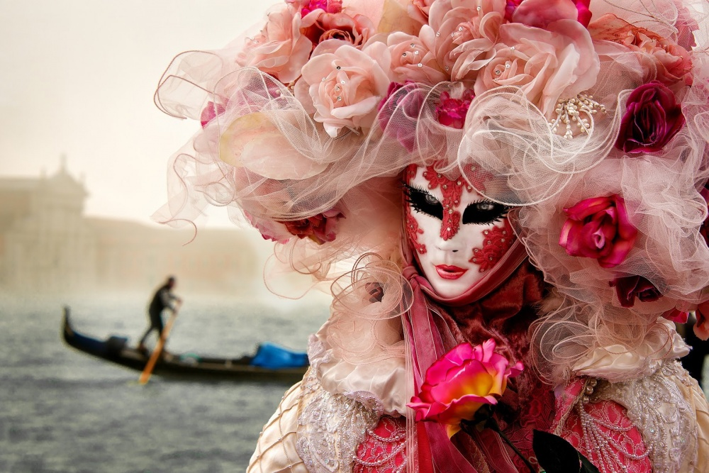 Venetsianskiy karnaval foto 9