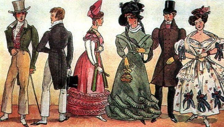 Шокирующие факты о гигиене европейских женщин в XVIII-XIX веках