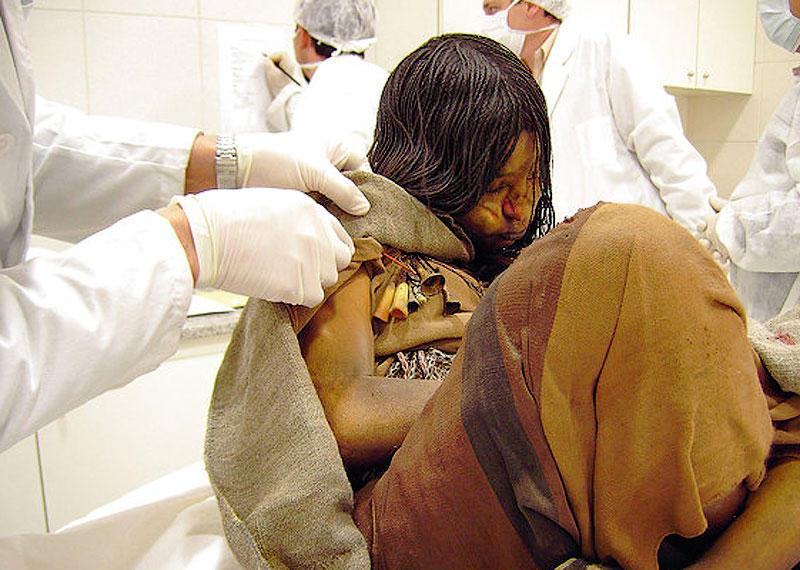 mumiya devochka iz plemeni inkov 2