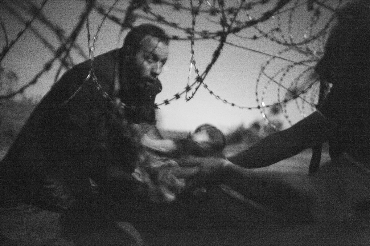 Pobediteli konkursa World Press Photo 1