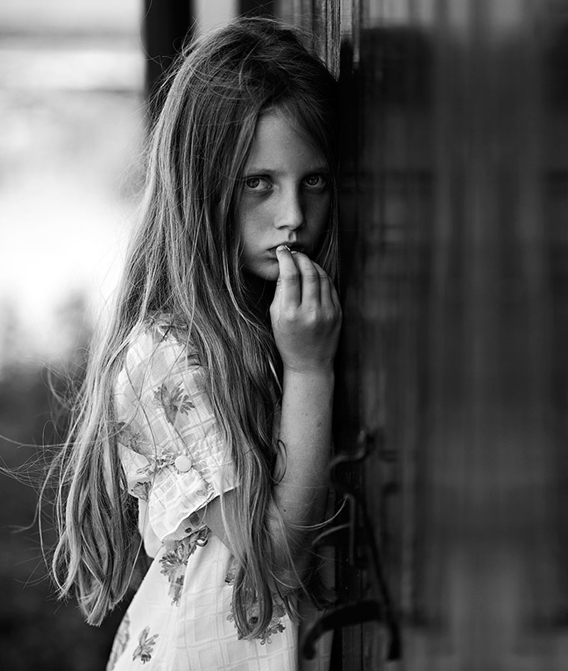 Luchshie fotografii konkursa B W Child 18