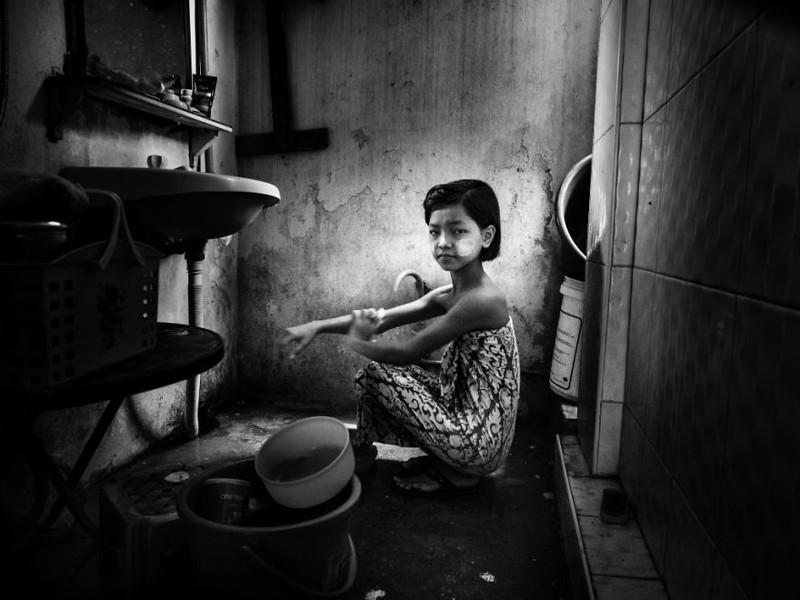 Luchshie fotografii konkursa B W Child 19