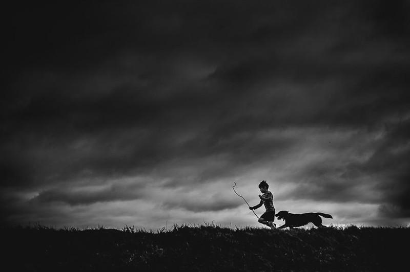 Luchshie fotografii konkursa B W Child 20