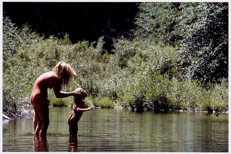 fotografii obschiny amerikanskih hippi 5