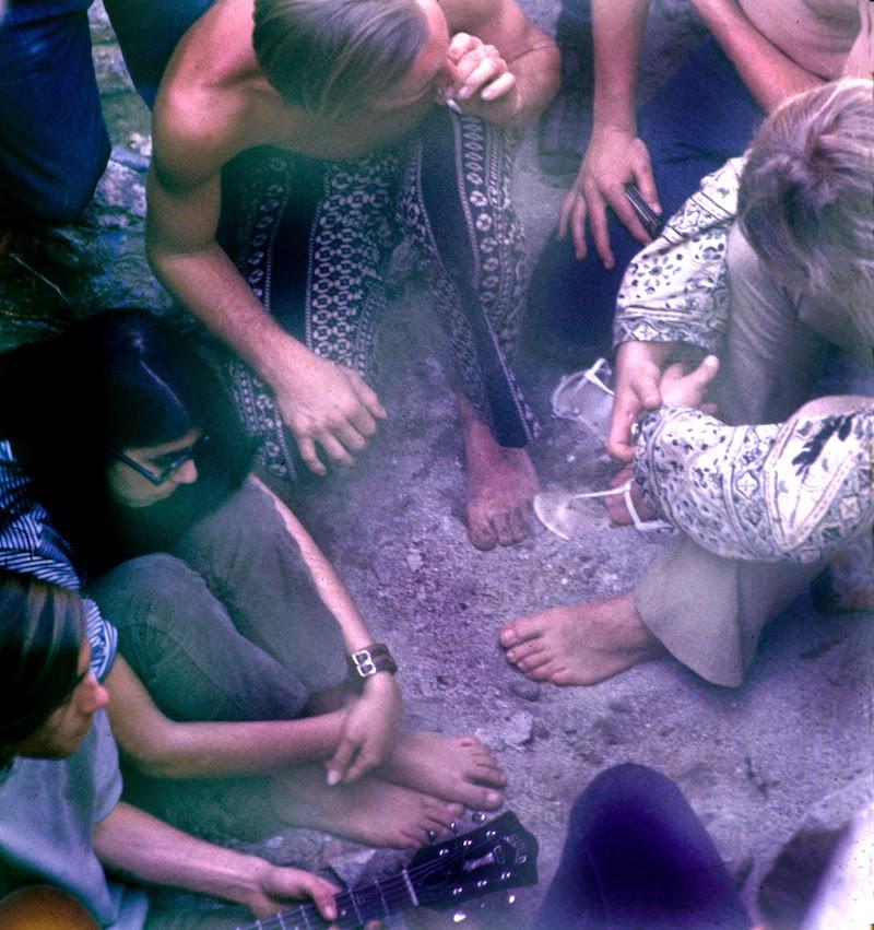 fotografii obschiny amerikanskih hippi 6