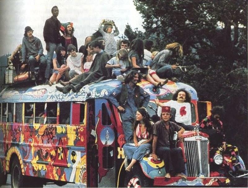 fotografii obschiny amerikanskih hippi 9