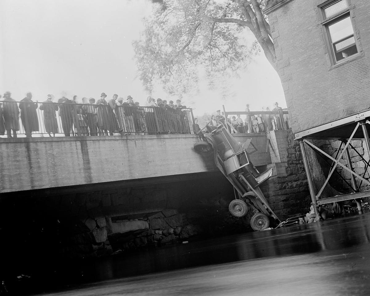 Fotograf Lesli Dzhons avtomobilnye avarii 12