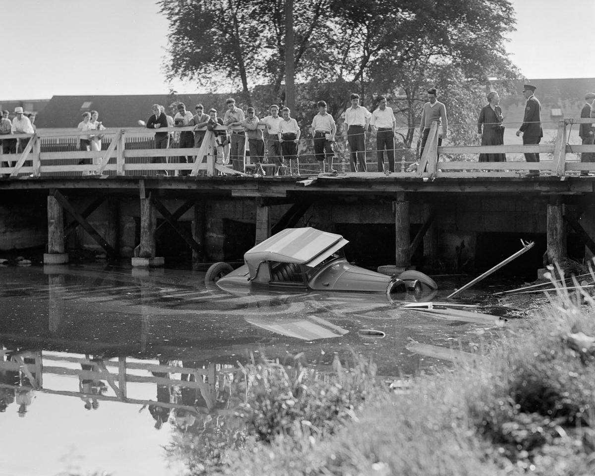 Fotograf Lesli Dzhons avtomobilnye avarii 33