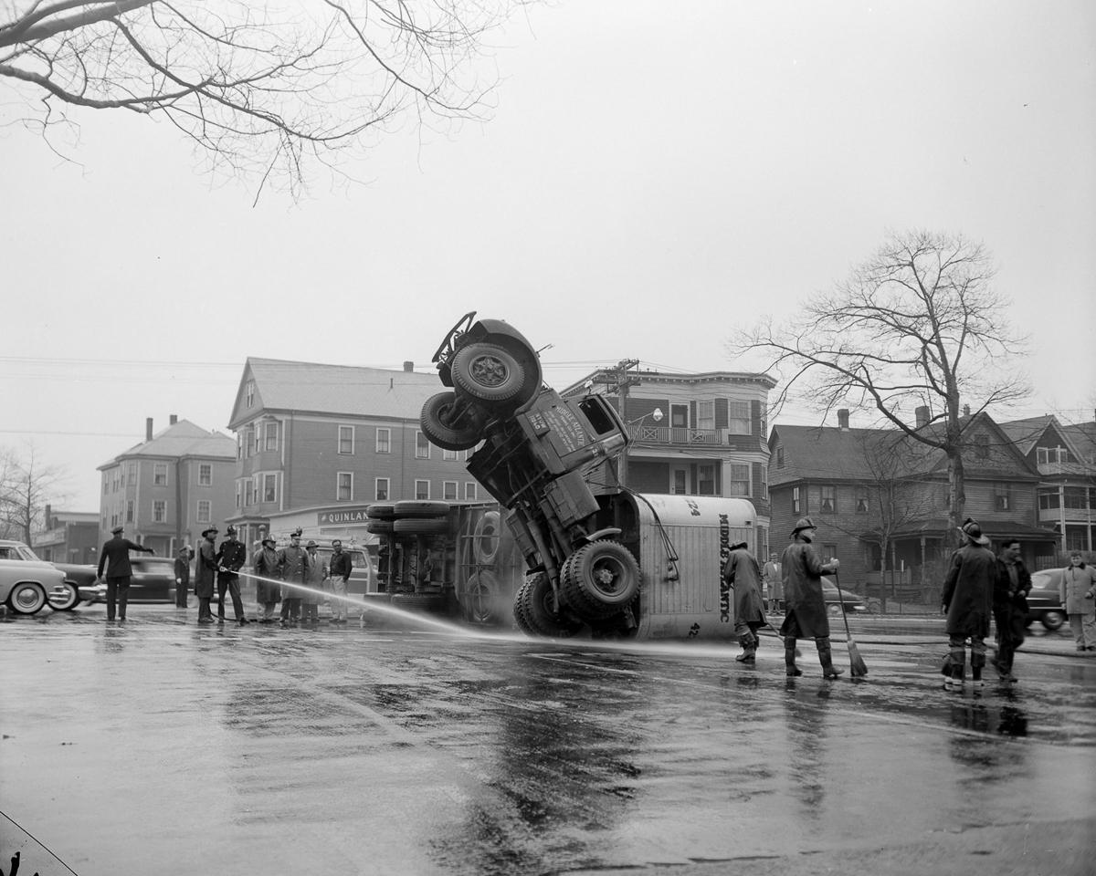 Fotograf Lesli Dzhons avtomobilnye avarii 37