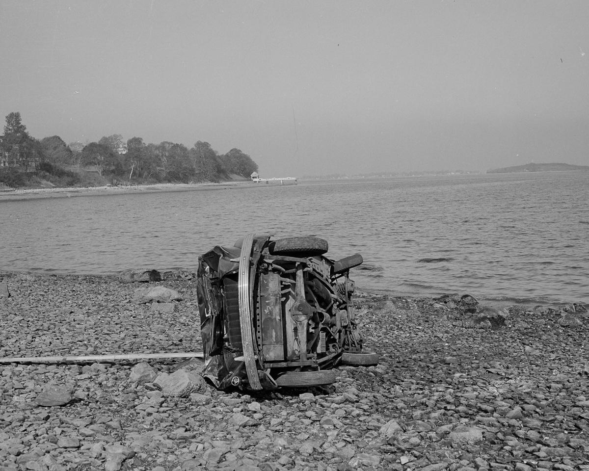 Fotograf Lesli Dzhons avtomobilnye avarii 39