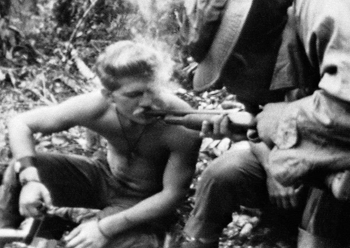 kak soldaty vo Vetname kurili travu 4