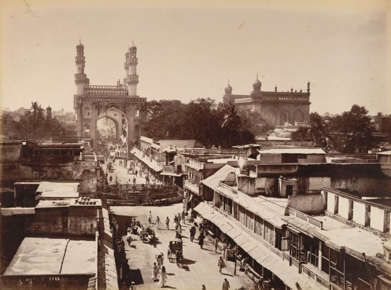 indiyskiy fotograf Lala Din Dayal 11