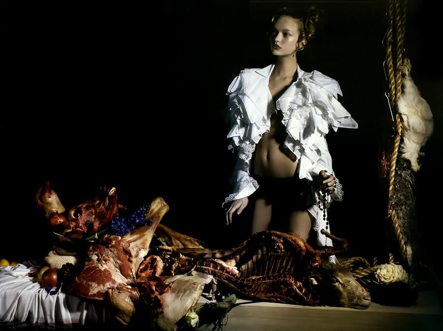 Dzhemma Uord v fotosessii dlya Vogue 11