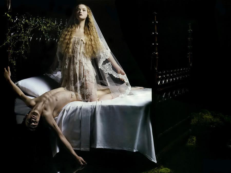 Dzhemma Uord v fotosessii dlya Vogue 5
