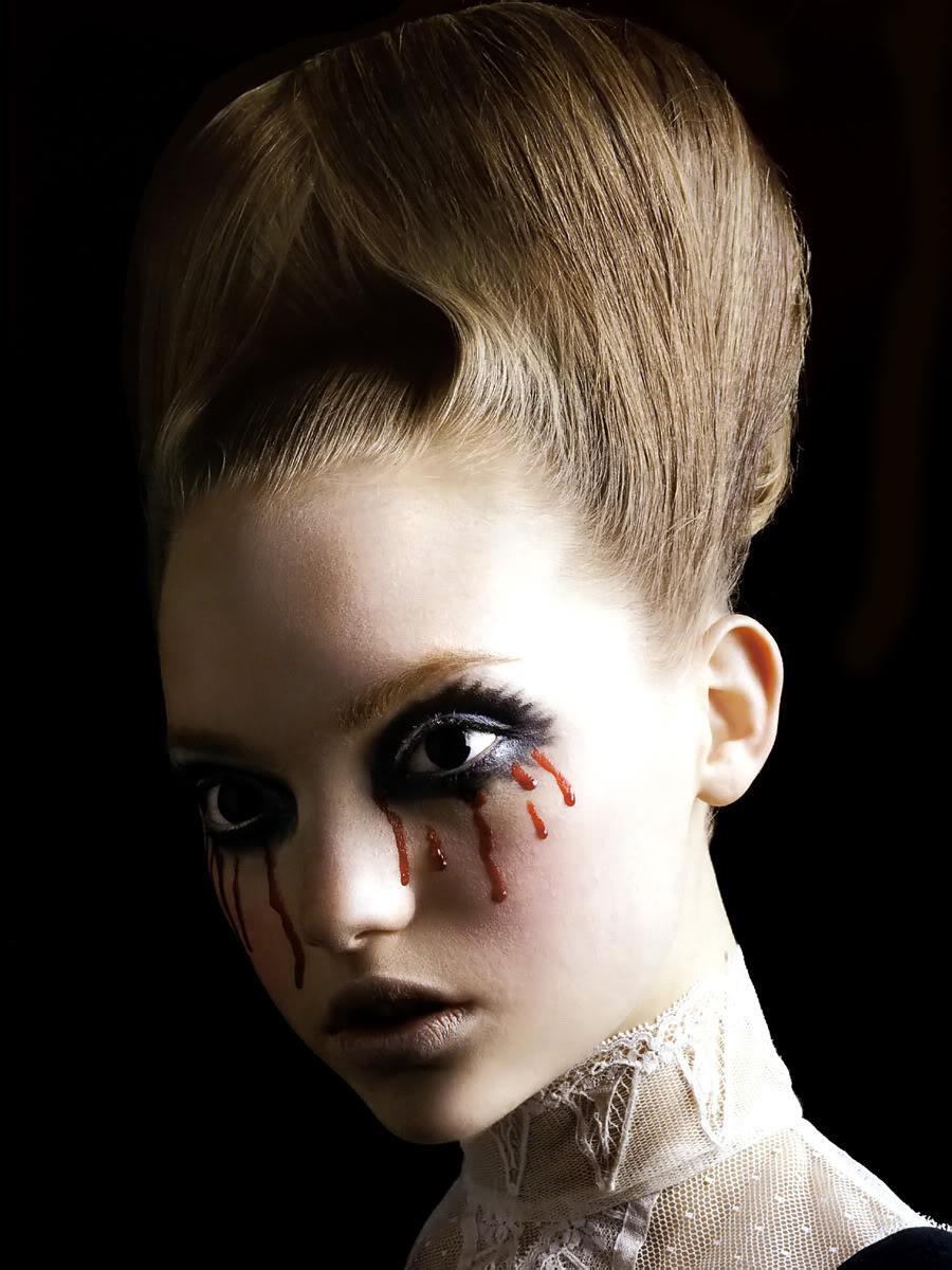 Dzhemma Uord v fotosessii dlya Vogue 7