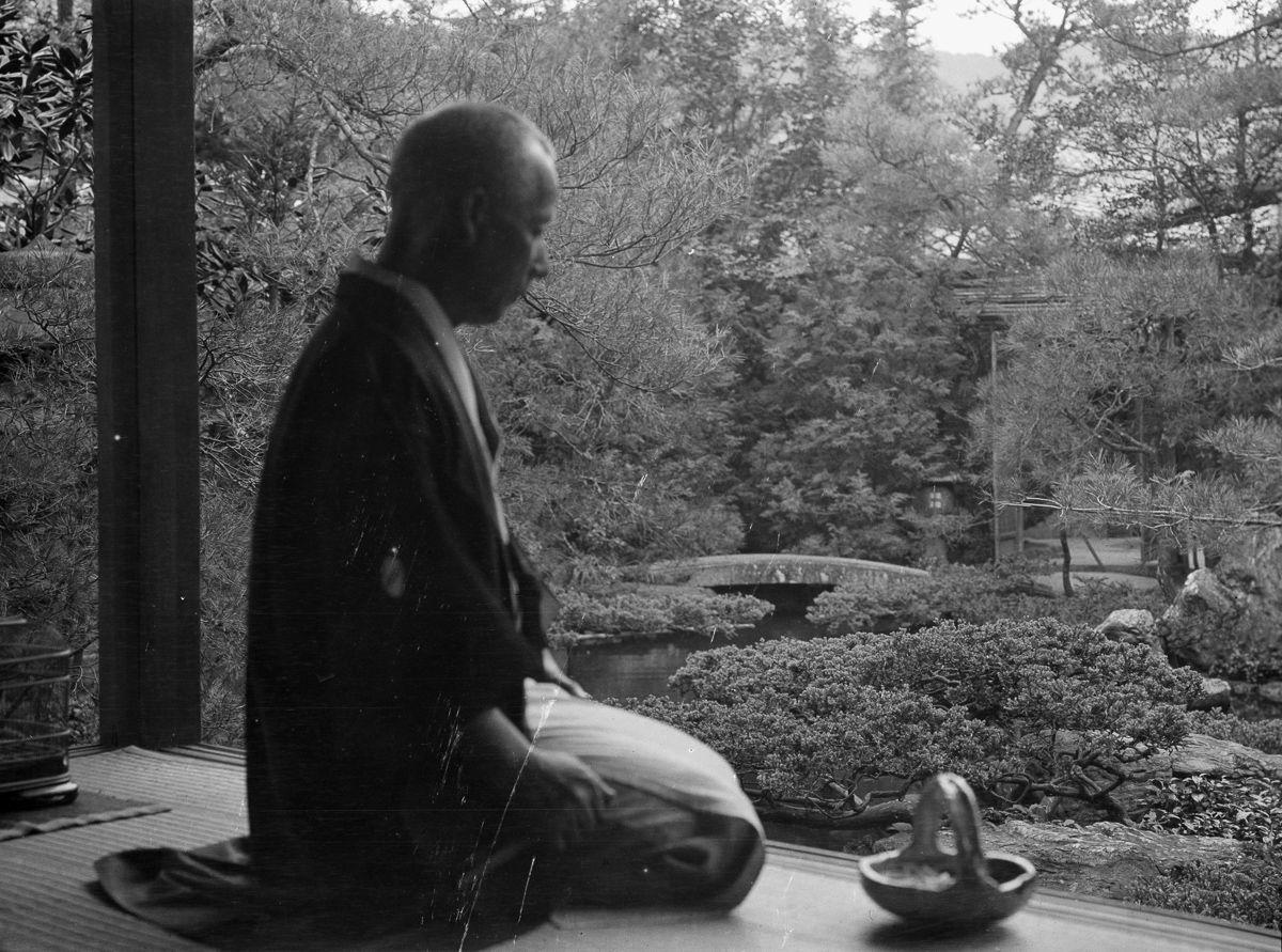 Yaponiya istoricheskie foto Arnold Dzhente 13