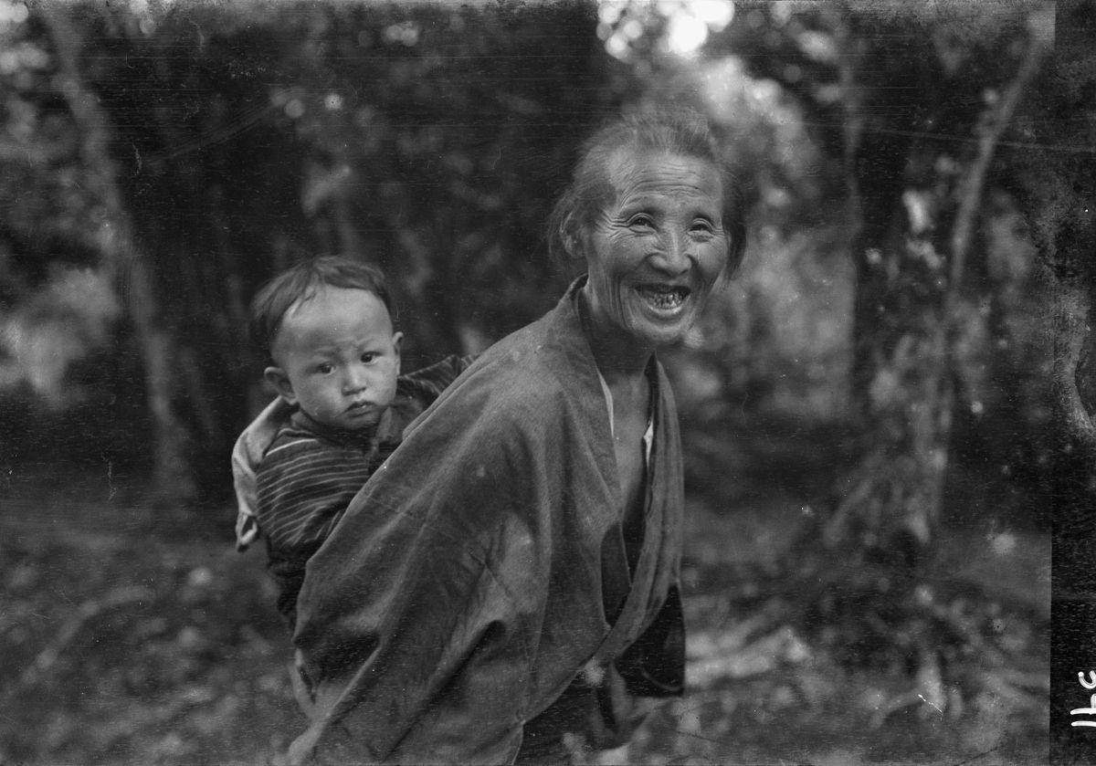 Yaponiya istoricheskie foto Arnold Dzhente 14