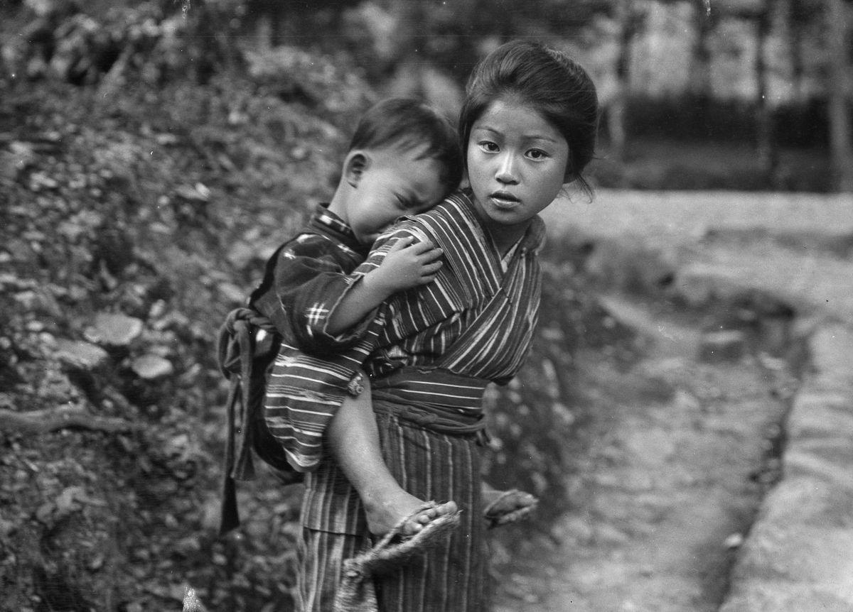 Yaponiya istoricheskie foto Arnold Dzhente 16