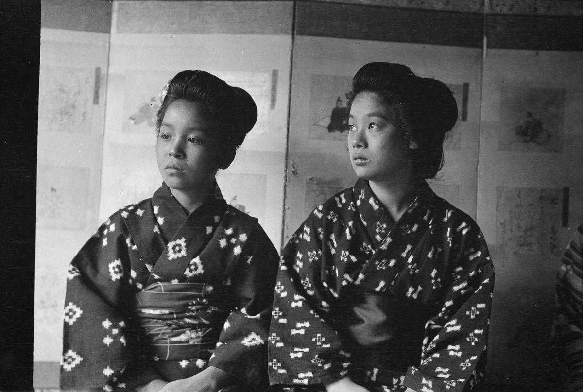 Yaponiya istoricheskie foto Arnold Dzhente 17