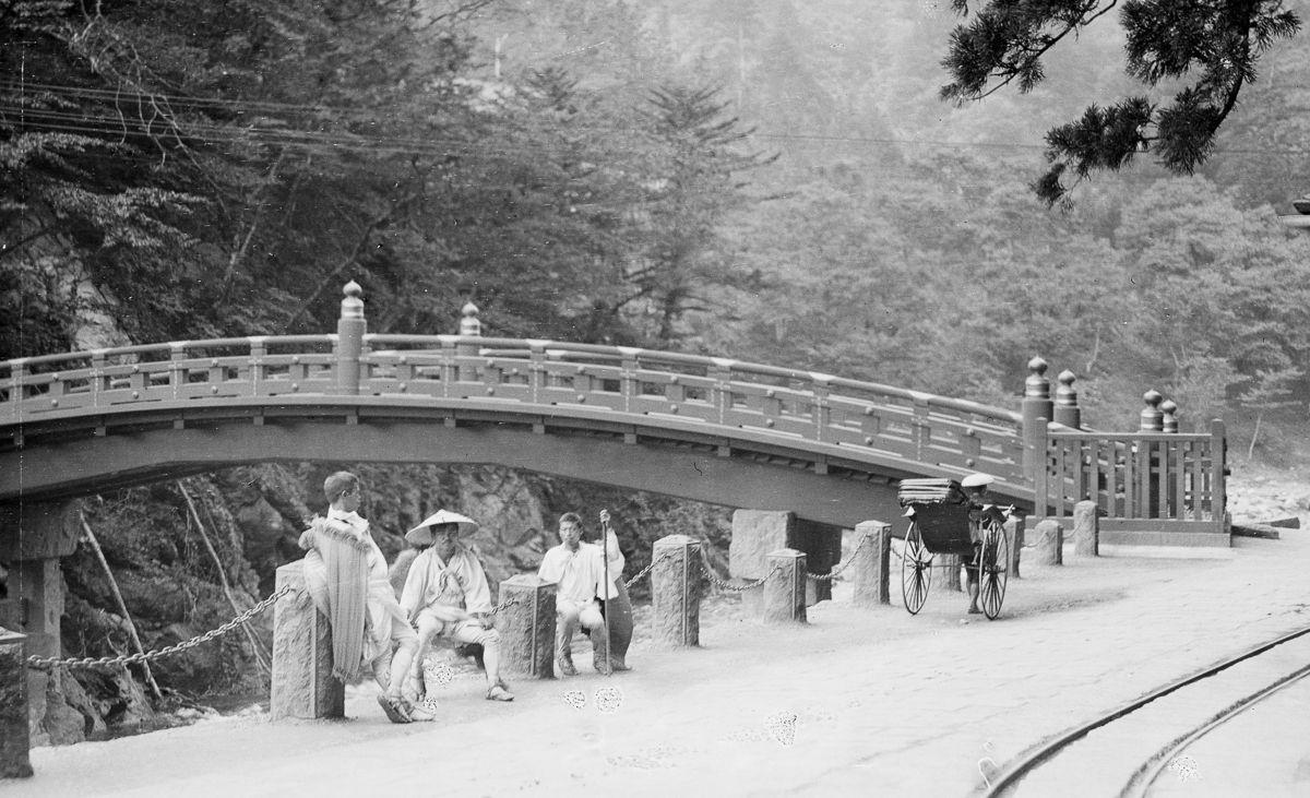 Yaponiya istoricheskie foto Arnold Dzhente 18