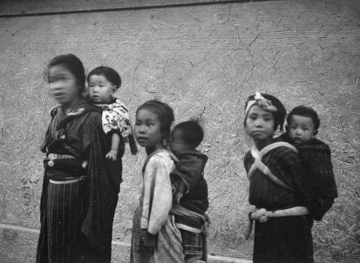 Yaponiya istoricheskie foto Arnold Dzhente 20