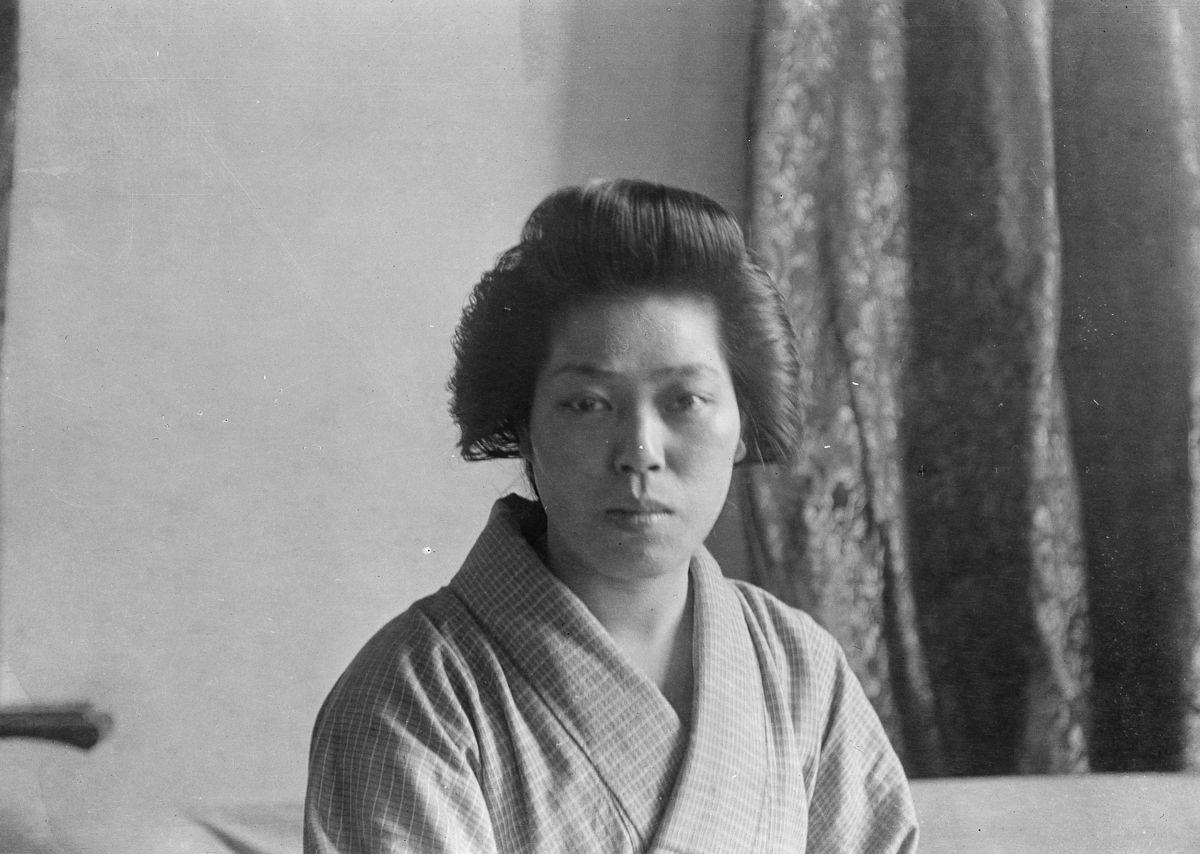 Yaponiya istoricheskie foto Arnold Dzhente 21