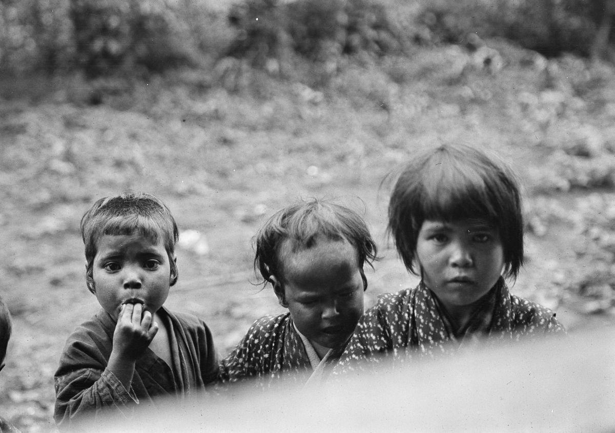 Yaponiya istoricheskie foto Arnold Dzhente 22