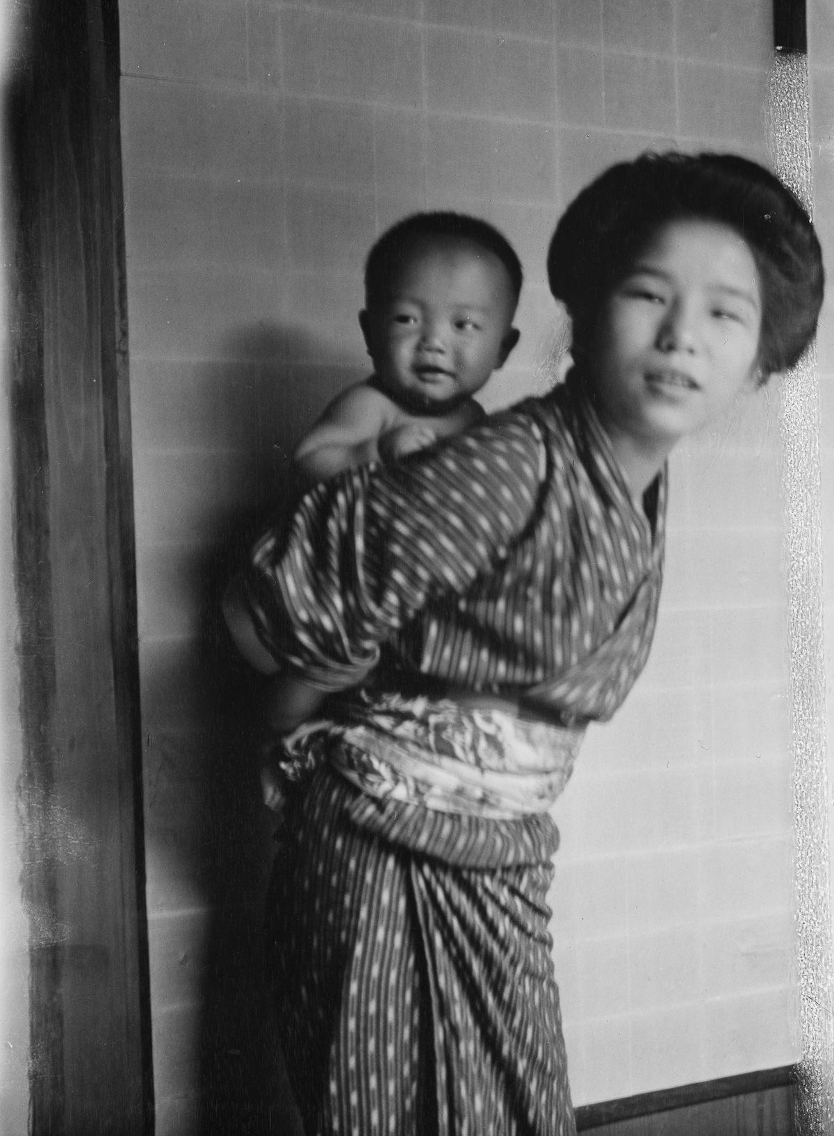 Yaponiya istoricheskie foto Arnold Dzhente 25