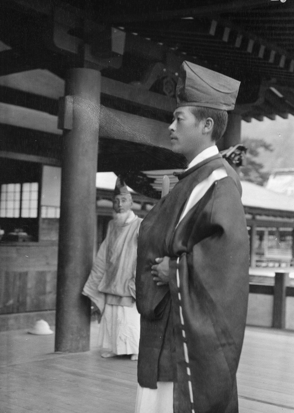Yaponiya istoricheskie foto Arnold Dzhente 26