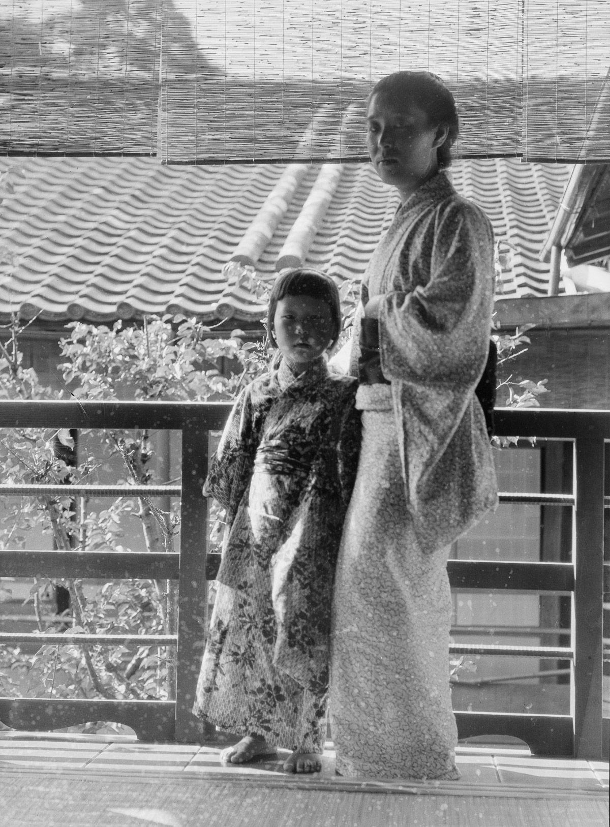 Yaponiya istoricheskie foto Arnold Dzhente 28